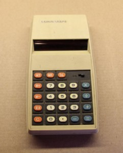 Commodore Calculator (c. Late 1970s)